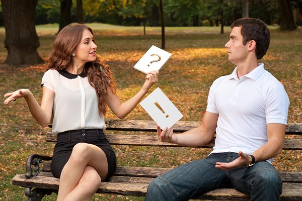 Пять вещей, которые мужчины не говорят женщинам