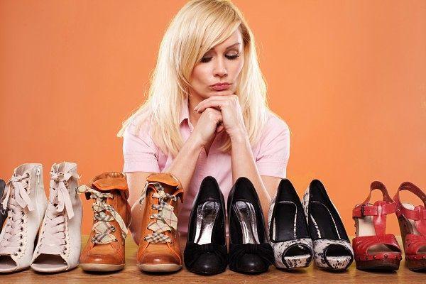 Как правильно хранить и носить обувь
