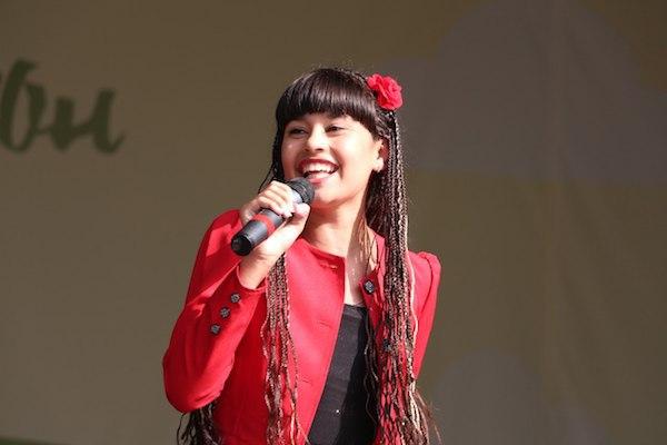 Диана Анкудинова решила сразиться за звание лучшей певицы