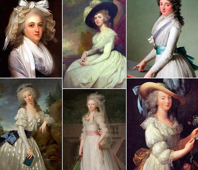 Мода XVIII века: роскошная грязь и невероятные масштабы