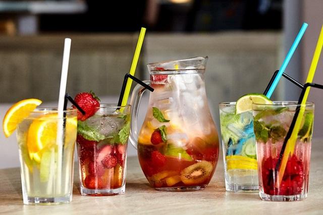 Напитки красоты - и жажду утолить, и фигуру сохранить