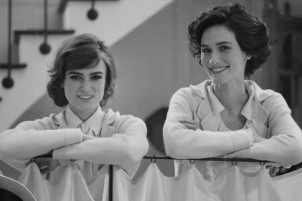 Chanel анонсировали черно-белую коллекцию