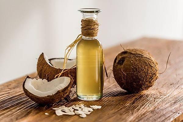 Миранда Керр использует кокосовое масло