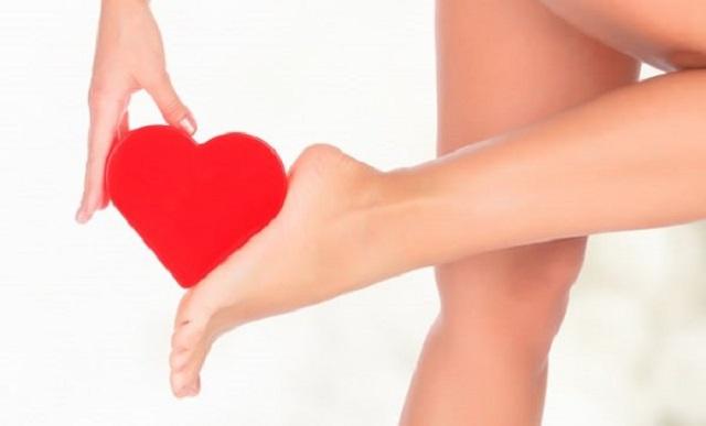 Уход за кожей стоп дома: девять советов