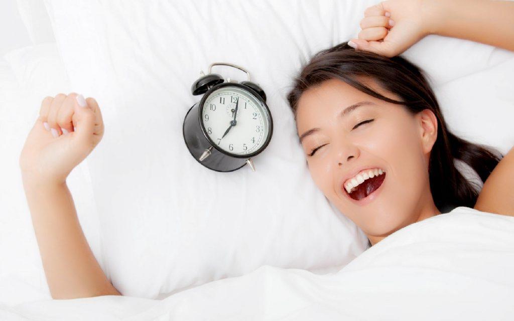 Когда недосып только на пользу
