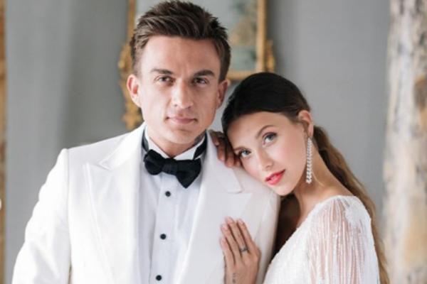 Супруга Влада Топалова Регина Тодоренко родила артисту сына