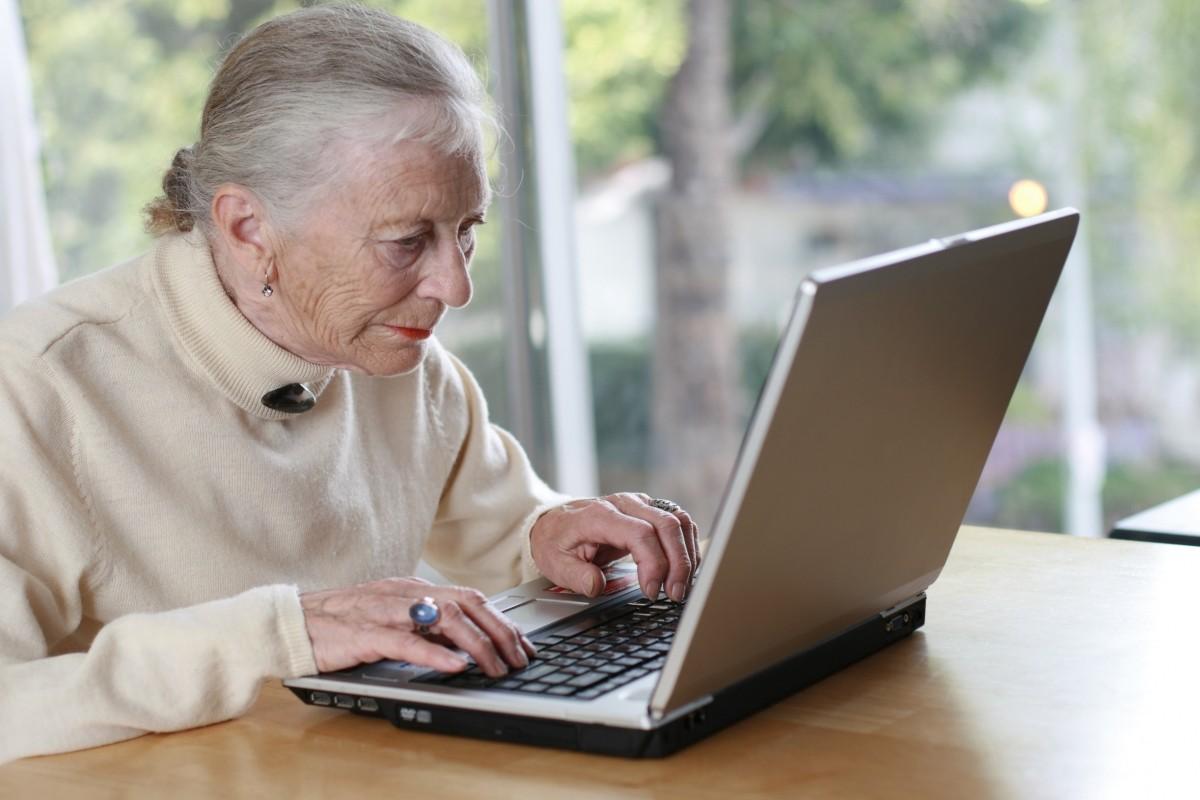 Россияне старше 55 активные пользователи интернета