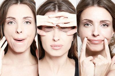 Фейсбилдинг. Упражнения, которые изменят ваше лицо