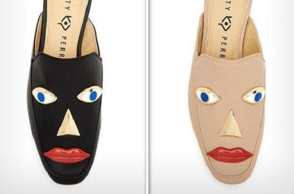 Туфли от Кэти Перри нашли «расистскими» из-за цвета кожи