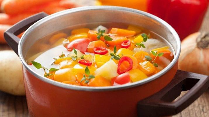 Поможет ли суп сбросить вес