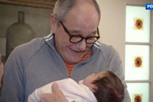 У 79-летнего Эммануила Виторгана родилась дочь