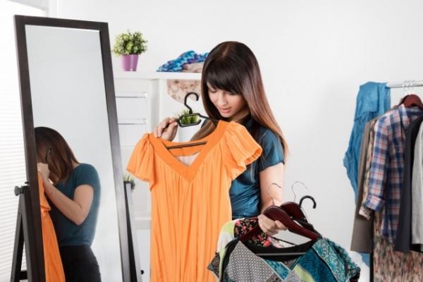 Как  найти нужные вещи в собственном шкафу