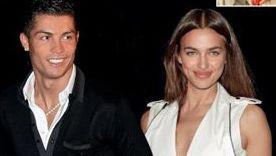 Криштиану Роналду женится на русской топ-модели