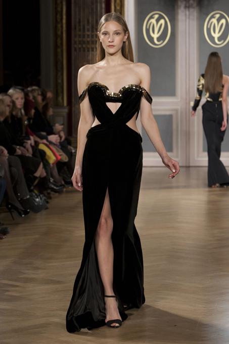 Неделя моды в Париже: Valentin Yudashkin