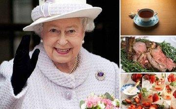 От каких блюд отказывается королева Елизавета II