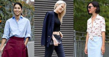 Пять хитростей, которые помогут добавить стиля в повседневный гардероб