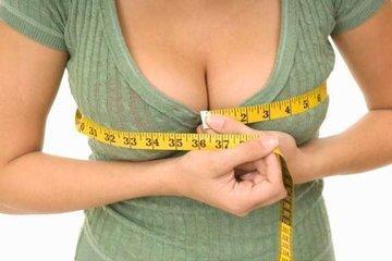 Можно ли увеличить грудь с помощью диеты?