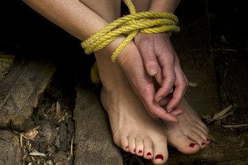 Сексуальное рабство и вуду