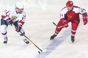 Легенды хоккея проведут в Сочи благотворительный матч