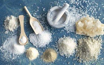 Йодированную соль теперь доставят в школы