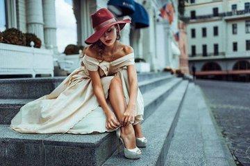Женственность становится модной