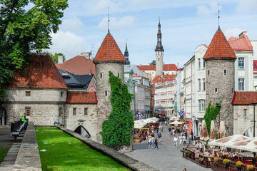 Таллинн – места,  которые необходимо посетить