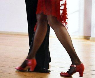 Танго: роман с танцем