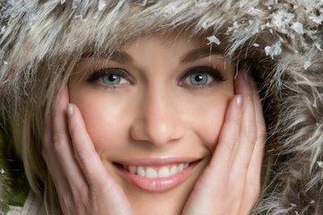 Как защитить кожу лица от предстоящих холодов