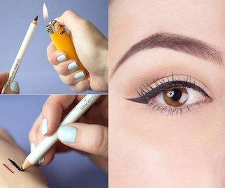 Легкие лайфхаки для макияжа глаз