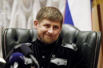 Рамзан Кадырова заблокировали в Инстаграм
