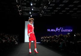 Неделя высокой моды в Москве