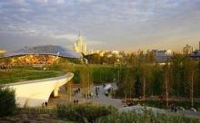 """Парк """"Зарядье"""" номенировали как новый символ Москвы"""