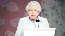 Королева нарушила дорожные правила