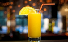 Сок спасает от инсульта