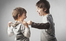 Как помочь детям перестать враждовать
