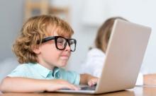От компьютеров мозг ребенка быстро стареет и разрушается