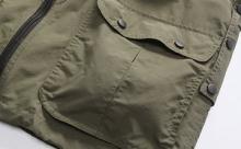 Новая классная летняя мода с накладными карманами