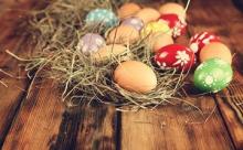 """На """"Модном приговоре"""" рассказали как интересно покрасить яйца"""