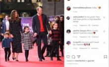 В семье герцогов Кембриджских появился новый член семьи