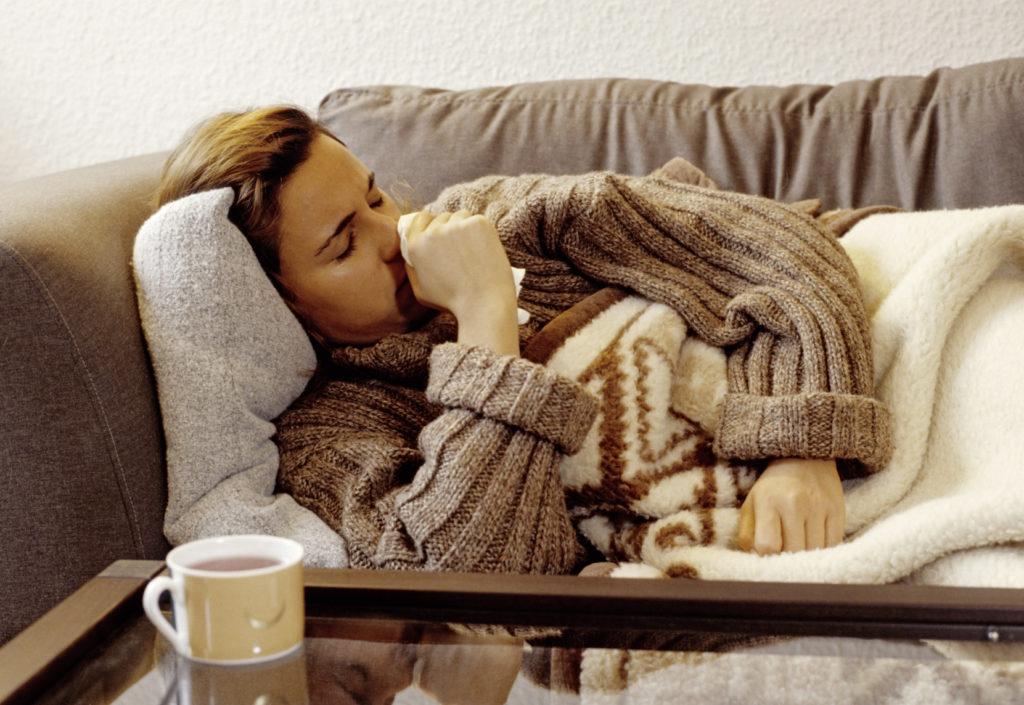 Ещё три последствия влияния гриппа на ваше здоровье (часть 2)