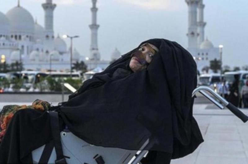Жительница ОАЭ очнулась после 27 лет комы