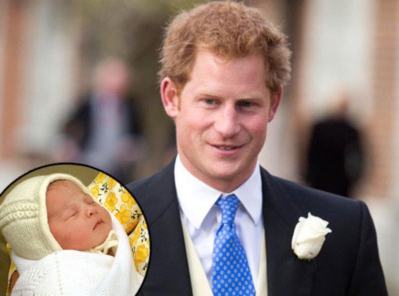 Принц Гарри возьмет отпуск по уходу за ребенком
