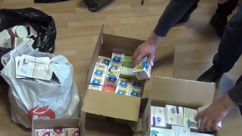 В Петербурге задержали подозреваемых по делу о продаже БАДов пенсионерам