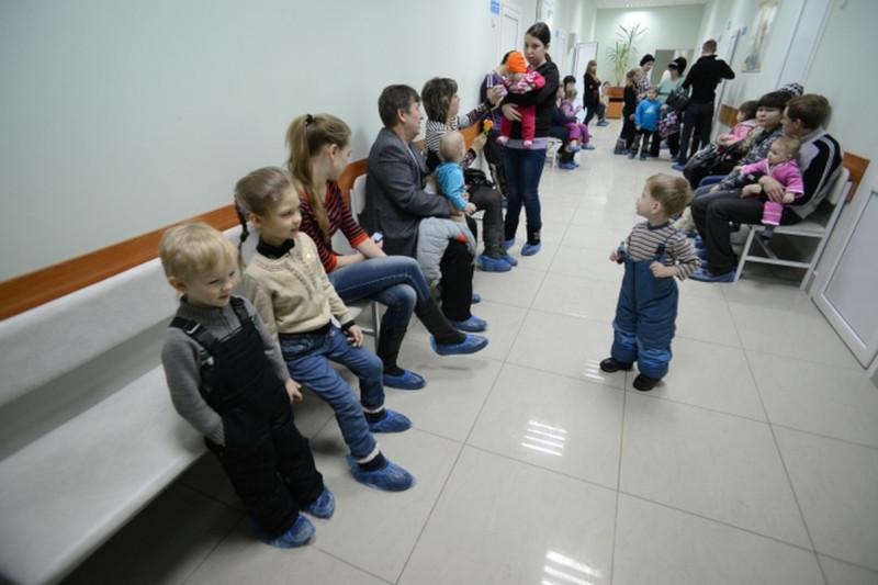 В Росстате рассказали, чем чаще всего болеют дети