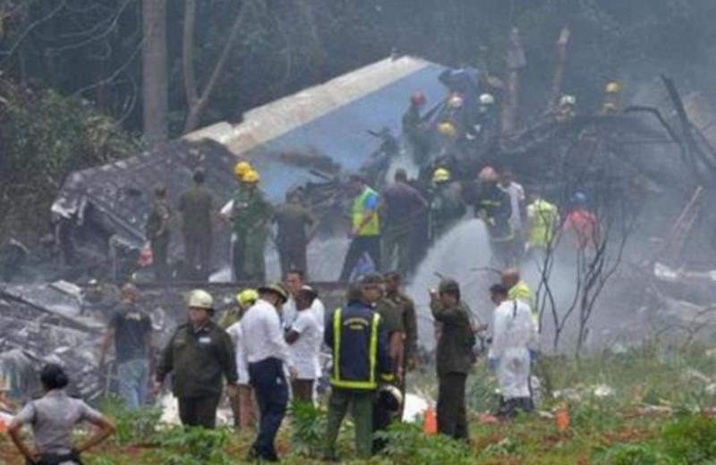 Единственная выжившая в авиакатастрофе на Кубе выписалась из больницы
