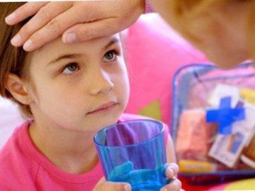 Как предупредить летние простуды у детей