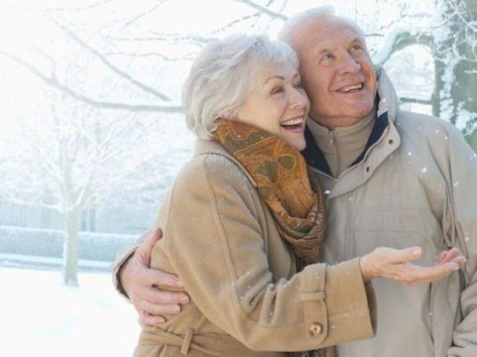 Исследование: зимой люди выглядят старше