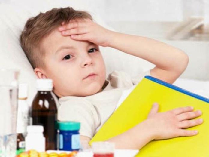Несколько правил для снижения ОРЗ у детей