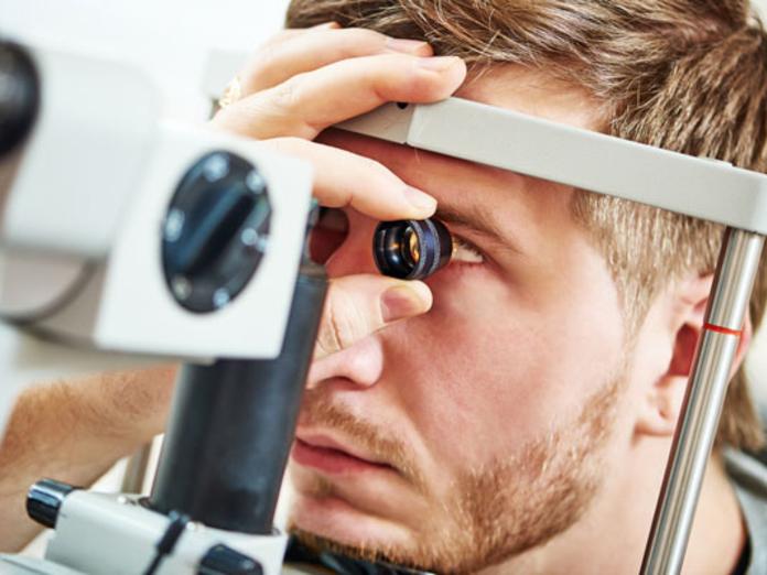Защищаем сетчатку глаза от разрыва