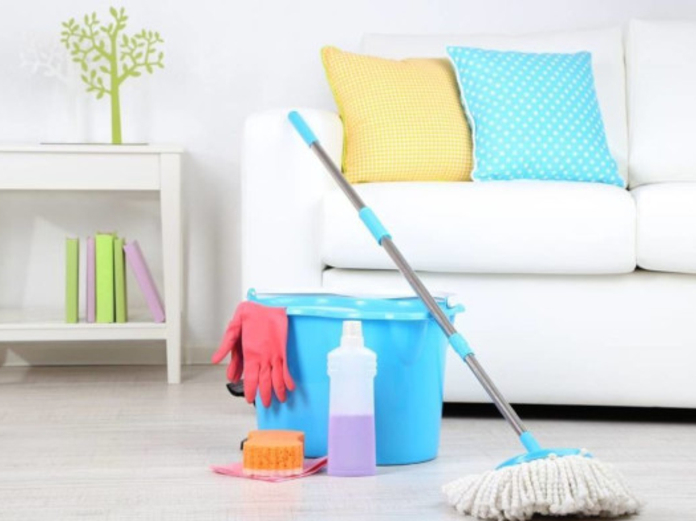 Врачи: уборка в доме защитит от гриппа